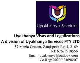 Do you need a Visa? We can help you.