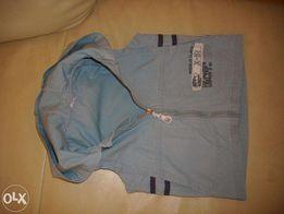 "Продам детскую х/б куртку-безрукавку ""QIBI"" 98 размер"
