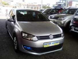 2010 Volkswagen Polo6 1.4 H back