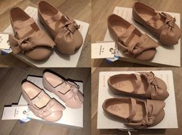 Туфли Zara для девочки 13 см