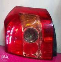 Toyota Allex 2005 Rear light 0