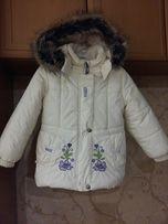 Зимний костюм Lenne для девочки