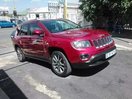 2014 Jeep Compass Limited 2.0 A/T