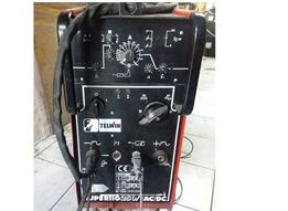 Spawarka SUPER TIG 250/1 AC/DC Telwin