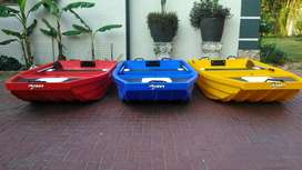 Guppy Fishing Boats - BRAND NEW - All PVC fishing boats