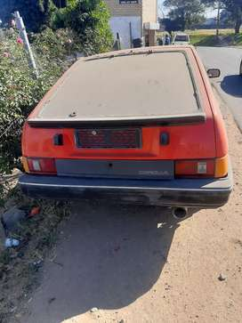Toyota avante complete spares for sale