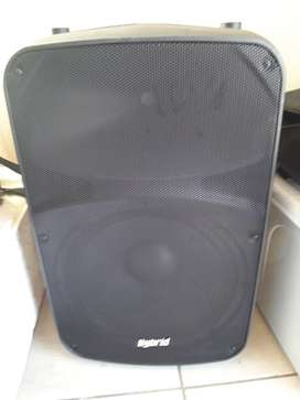Complete DJ system with laptop and karaoke for sale