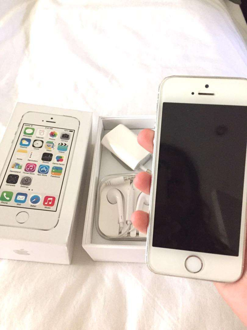Iphone 5s 16gb condition, great camera prepared to swop for A30 or S9 0