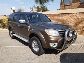 FORD EVEREST 3.0 DIESEL