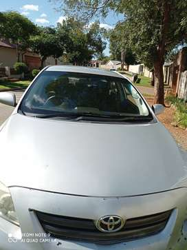 Toyota Corolla professional in excellent condition