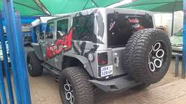 Jeep Wrangler available in excellent condition.
