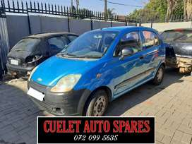 Chevrolet Spark stripping for parts and accesories