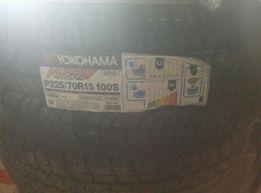 Автошина Yokohama P225/70R15 100S A/T-S G012
