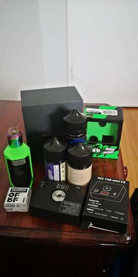 Vape mod, RDA and accesories for sale