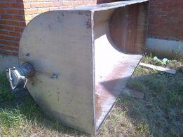 Ванна з нержавіючої сталі на 2,5т