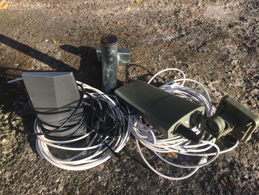 SLEVA Pokojová a venkovní DVB-T anténa 0