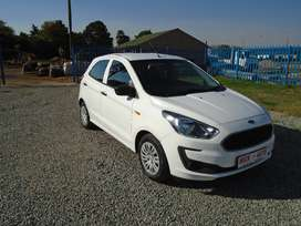 2019 ford figo 1.5 trend with 13000km