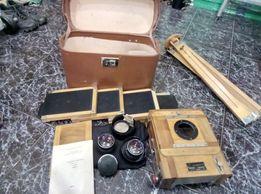 Фотоаппарат ФКД 13х18 и аксессуары