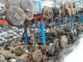 ASSORTED DIFFS FOR NISSAN 1400 HILUX ISUZU FOR SALE