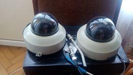 Аналоговая купольная камера видеонаблюдения Panasonic WV-CF284E