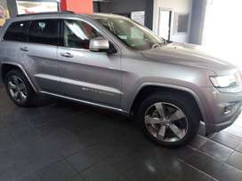 2015 Jeep Grand Cherokee 3.6 Overland for sale