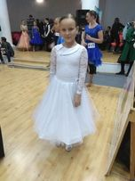 бальное платье бейсик 1000грн