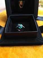 Брендовое золотое кольцо Salvatore Arzani