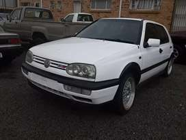 VW Golf VR6 for sale