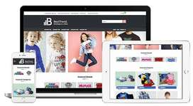 E-commerce website, Shopify, Magento and WooCommerce websites