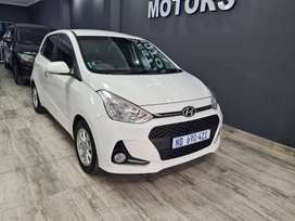 2018 Hyundai Grand i10 1.25 Fluid Auto
