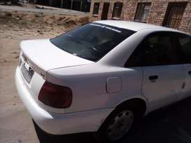 I'm selling my Audi A4, a start and go car still in good condition