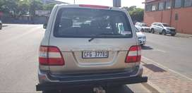 2007 VX V8 Long distant km, Toyota land cruiser for sale.