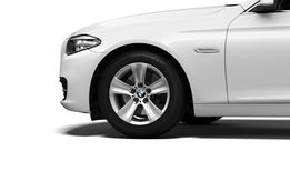 jak nowe 4 Koła BMW 3 F30 F32 8x17 IS 30 225/50R17 94H