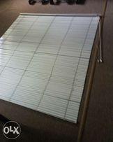 жалюзи алюминиевые 1,55х1,85м горизонтальные