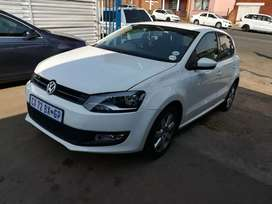 2010 Volkswagen polo 6 1.6 automatic comfortline in good condition