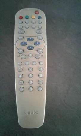 Phillips TV remote