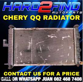 CHERY QQ RADIATOR CONTACT US FOR A SPECIAL  PRICE