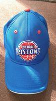 Czapka kolekcjonerska z daszkiem NBA, Pistons, Adidas
