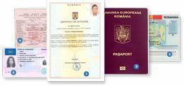Гражданство ЕС. Румынский паспорт. БЕЗ ПРЕДОПЛАТ