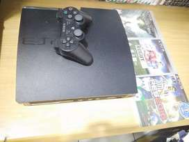 Ps3 pre owned console 320 gb