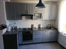 Meble kuchenne w zabudowie szafy zabudowy wnęk