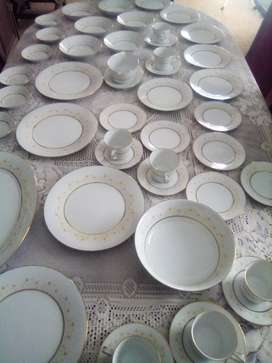 Vintage Noritake dinner set