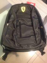 Plecak Ferrari