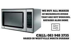 Microwaves Wanted