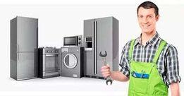 Ремонт с гарантией.холодильники,стиральные машины,тв и др.Качественно