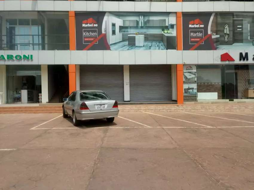 Shop for rent at east legon double shops $1200 one shop $600 dollars 0