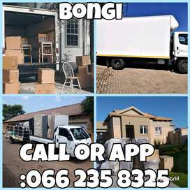 Furniture trucks and bakkies for hire