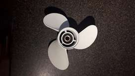 """A 13x19"""" Outboard boat propeller"""