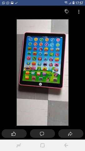 Kids learning tablet toy