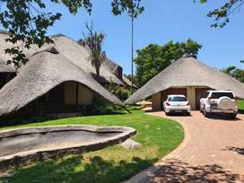 Avail Immed. Beautiful Double Story Thatch House